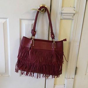 Fashion fringe bag